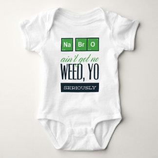 Body Para Bebê nenhum bro, não é não obter seriamente nenhuma