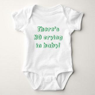 Body Para Bebê Nenhum grito!