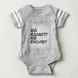 Body Para Bebê Nenhuns pesares