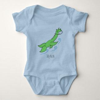 Body Para Bebê nessie do bebê