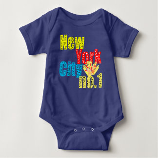 Body Para Bebê New York