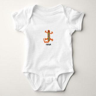 Body Para Bebê Newt