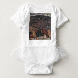 Body Para Bebê No. 25 da paisagem