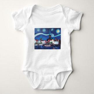 Body Para Bebê Noite estrelado em Luebeck Alemanha