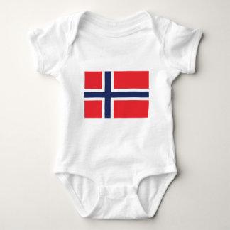 Body Para Bebê Noruega