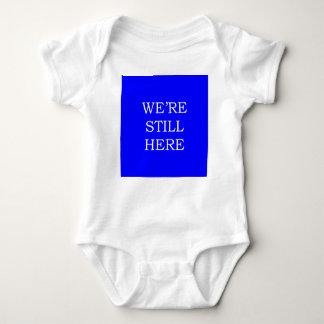 Body Para Bebê Nós somos ainda aqui