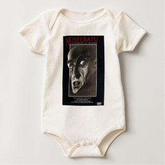 Body Para Bebê Nosferatu