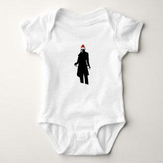 Body Para Bebê nosferatu do papai noel