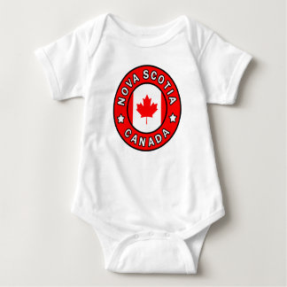 Body Para Bebê Nova Escócia Canadá