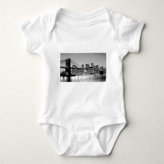 Body Para Bebê Nova Iorque da ponte de Brooklyn