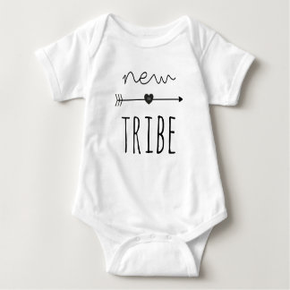 Body Para Bebê Novo ao Bodysuit do jérsei do bebê do tribo