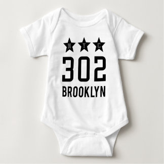Body Para Bebê NTh Brooklyn