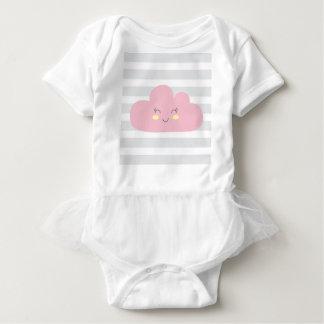 Body Para Bebê nuvem