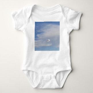 Body Para Bebê Nuvem e nuvem