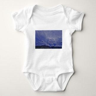 Body Para Bebê Nuvens 1 do rastejamento