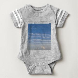 Body Para Bebê Nuvens misturadas