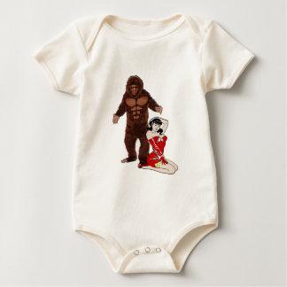 Body Para Bebê O amor é grande