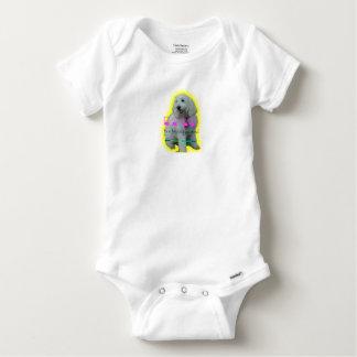 Body Para Bebê O amor é uma palavra de quatro patas