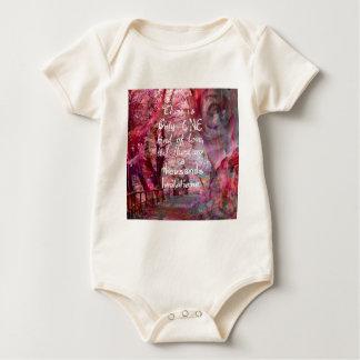 Body Para Bebê O amor verdadeiro não é fácil encontrá-lo
