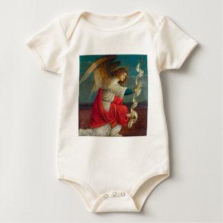 Body Para Bebê O anjo Gabriel - Gaudenzio Ferrari