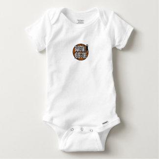 Body Para Bebê O basquetebol nunca para