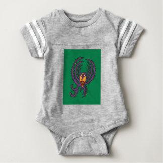Body Para Bebê O bastão do aniversário
