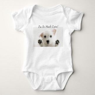 Body Para Bebê O bebê bonito cresce