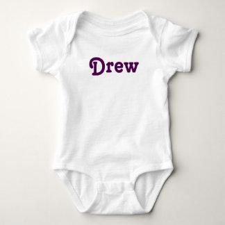 Body Para Bebê O bebê da roupa tirou