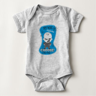Body Para Bebê O bebê do chefe | minha maneira. Estrada
