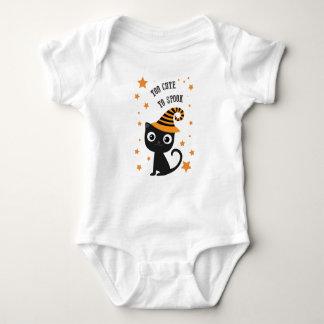 Body Para Bebê O bebê do Dia das Bruxas veste | demasiado bonito