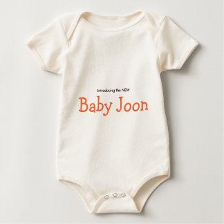Body Para Bebê o bebê novo Joon