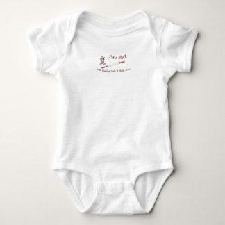 Body Para Bebê O bebê Onesy, país toma o logotipo da pizza do