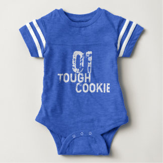 Body Para Bebê O biscoito resistente engraçado/obtem o futebol