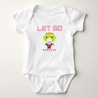 Body Para Bebê O Bodysuit do bebê    deixou vai por Morocko