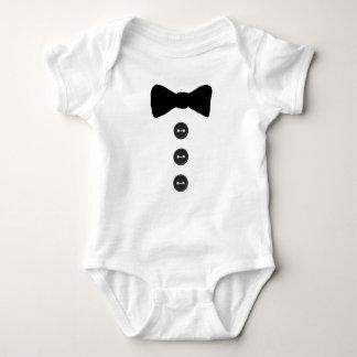 Body Para Bebê O Bodysuit do bebé do laço