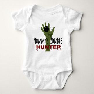 Body Para Bebê O caçador pequeno do zombi da mamã inoperante de