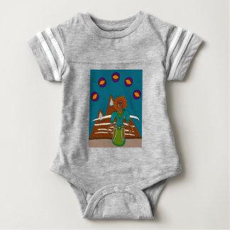 Body Para Bebê O caminhante do céu