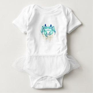 Body Para Bebê O caranguejo de Netuno