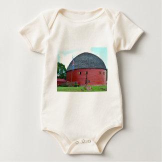 Body Para Bebê O celeiro redondo do Arcadia
