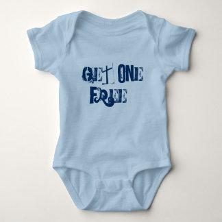 Body Para Bebê O comprar um obtem a um gêmeos Livres (os meninos)