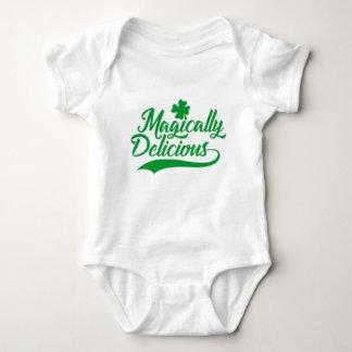 Body Para Bebê O dia de St Patrick màgica delicioso