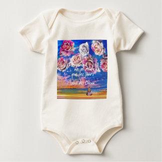 Body Para Bebê O dia é um presente