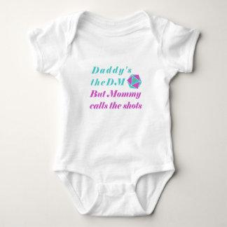 Body Para Bebê O DM Orc do pai elimina as plantas pouco vigorozas