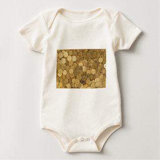 Body Para Bebê O euro inventa o mercado Europa do amarelo do