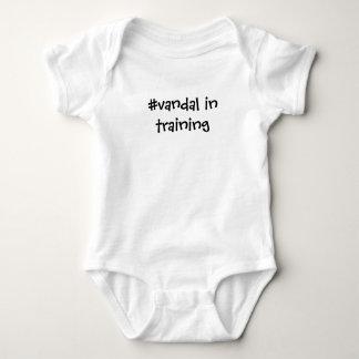Body Para Bebê O fazer de um #vandal