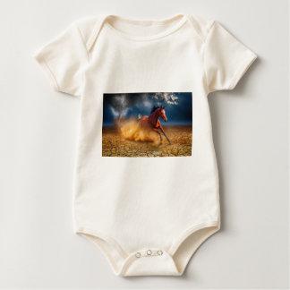 Body Para Bebê O fugitivo