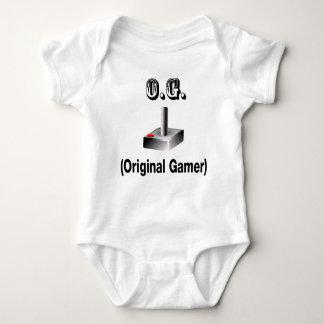 Body Para Bebê O.G. Gamer original