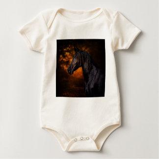 Body Para Bebê O garanhão do outono