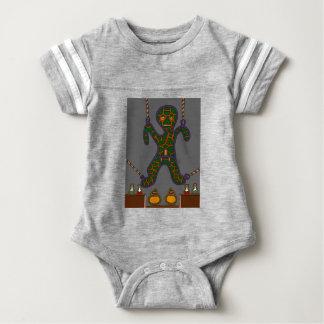 Body Para Bebê O homem suspendido
