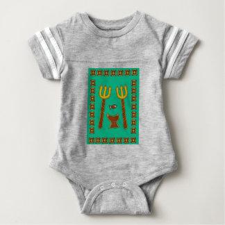 Body Para Bebê O imperador dos peixes